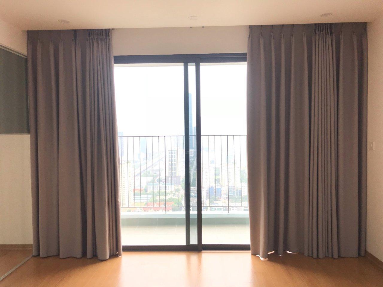 Vinhomes D'Capitale 2 phòng ngủ hoàn thiện cơ bản